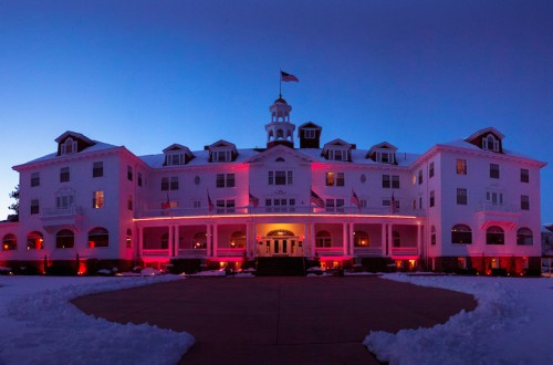 New Horror Fiction Writing Course At Stanley Hotel This Winter