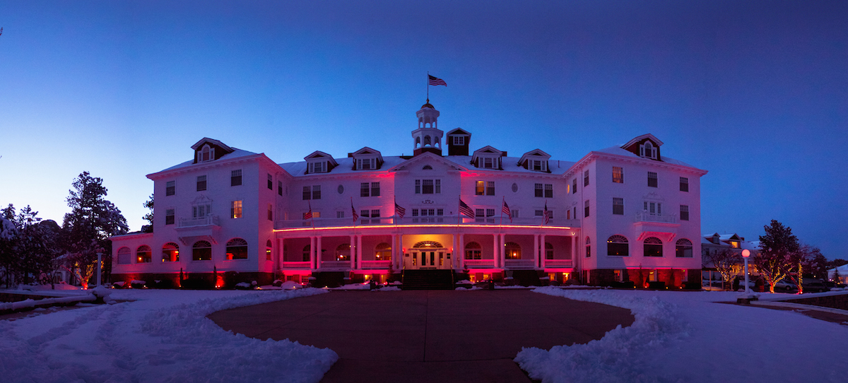 new horror fiction writing course at stanley hotel