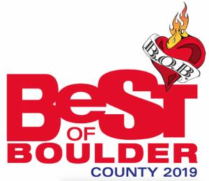 Best of Boulder 2019 Logo