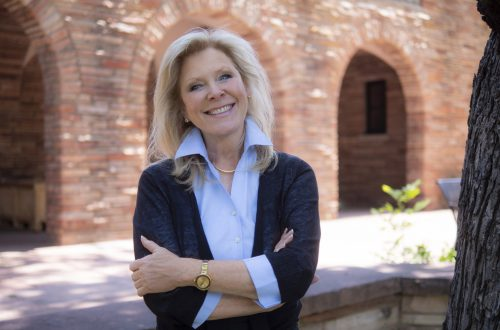 A Conversation with Dean Sara Thompson